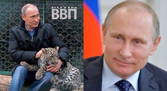 (GALERIE FOTO) Calendar cu Vladimir Putin pentru anul 2018: În iulie a pozat fără cămaşă, în august pescuieşte, iar în aprilie se uită spre cer cu ochelari negri de soare