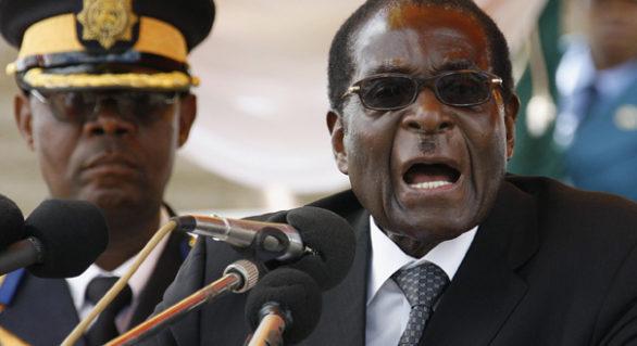 """Armata din Zimbabwe anunţă că a preluat puterea pentru a opri """"criminalii"""" din jurul lui Mugabe"""