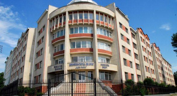 Patru cei mai buni studenţi ai Universităţii din Bălţi vor primi bursele preşedintelui Parlamentului