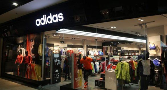 Adidas se judecă cu proprietara unui butic de la Piața Centrală din Chişinău