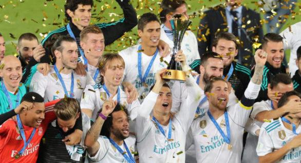 (VIDEO) Ronaldo, cu un super gol, a mai adus un Campionat Mondial pentru Real Madrid
