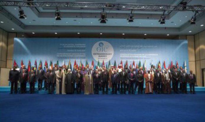Liderii musulmani, reuniți la Istambul, fac apel la recunoașterea Ierusalimului de Est drept Capitala Palestinei