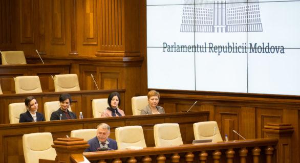 Parlamentul a numit în funcție noi membri ai Consiliului Coordonator al Audiovizualului