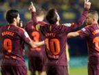(VIDEO) Victorie grea pentru Barcelona cu Villareal