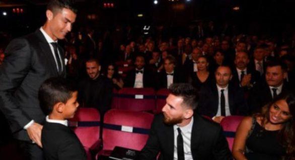 "(FOTO și VIDEO) Cristiano Ronaldo jr și-a deschis cont de Instagram! Primul mesaj: ""Lionel Messi, ești idolul meu""!"