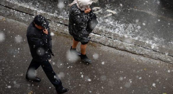 (METEO) O singură zi ne desparte de adevărata iarnă; Temperaturi negative şi ninsori, începând de duminică