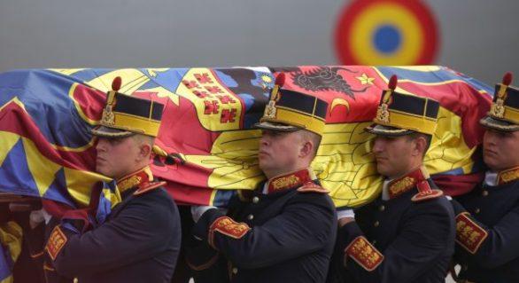 De joi, timp de trei zile – doliu naţional în România, în memoria Regelui Mihai I