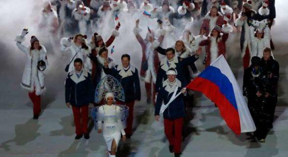"Reacția Rusiei la excluderea de la JO 2018: ""Este imoral"""