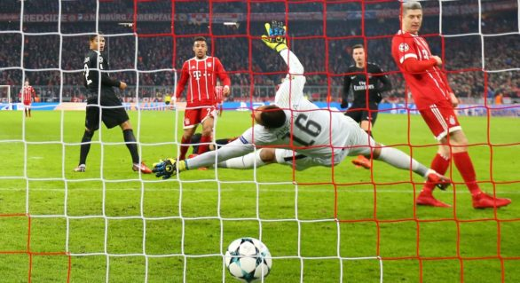 (VIDEO) Liga Campionilor: PSG, învinsă clar de Bayern. Finalista de acum doi ani – eliminată