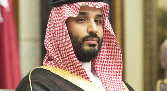 Time: Prinţul moştenitor al Arabiei Saudite, Mohammed bin Salmane Al Saoud, personalitatea anului 2017