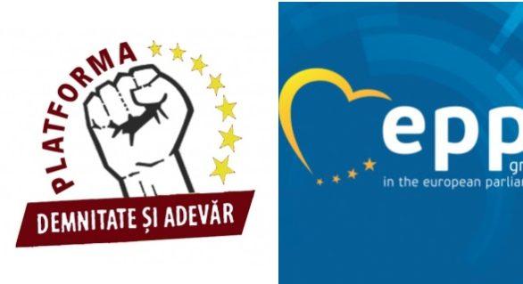 """PPDA devine parte a familiei PPE; Năstase: """"Este o onoare pentru noi şi o responsabilitate pentru tot ce înseamnă valori europene"""""""