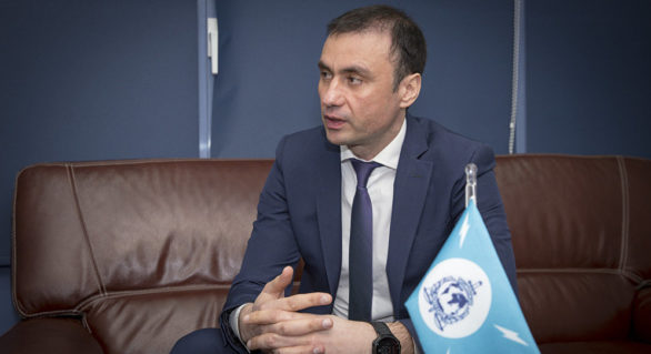 Şeful Comisiei pentru Controlul Fişierelor Interpol, Vitalie Pîrlog, ar putea ajunge deputat în Parlament