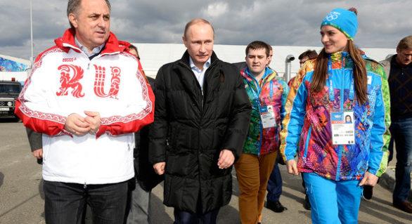 Putin anunță că Rusia nu va boicota JO 2018