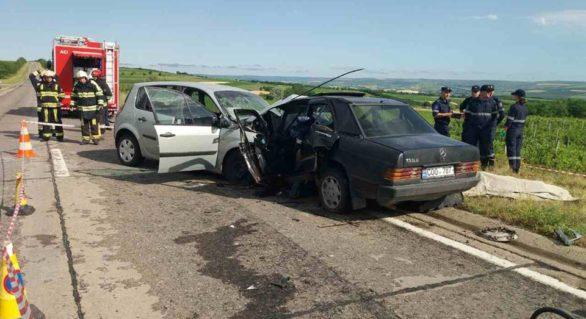 Cetăţean al Ucrainei, condamnat în Moldova pentru comiterea unui accident soldat cu trei morţi