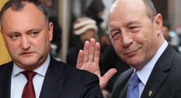 """Războiul Băsescu – Dodon continuă; Dosarul """"cetățenia"""" va ajunge la Curtea de Apel"""
