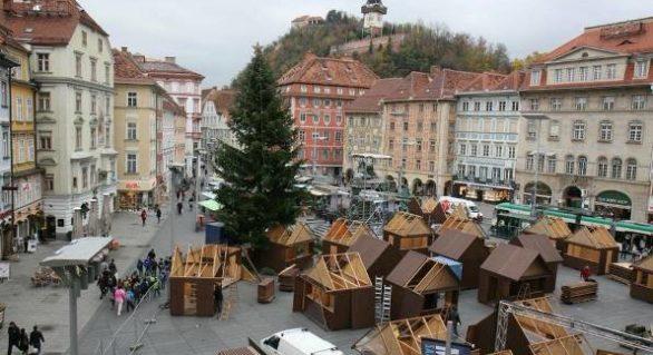 Europa; Atentat la un târg de Crăciun, dejucat de poliția austriacă