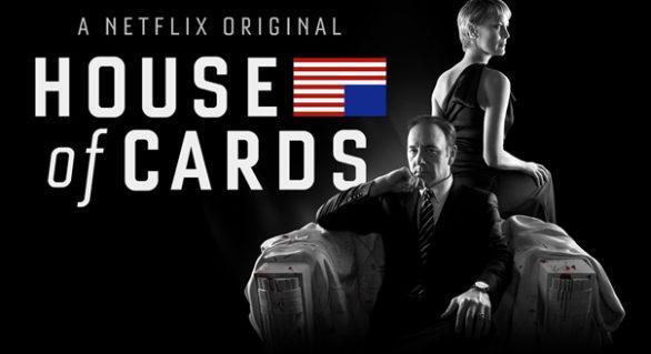 """Decizia luată de Netflix în legătură cu serialul """"House of Cards"""": Când încep filmările si cine va avea rolul principal"""