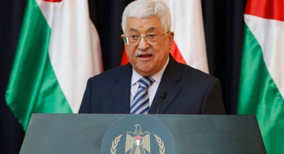 Preşedintele palestinian Mahmoud Abbas va cere ONU aderarea deplină a Palestinei şi anularea statutului de membru al Israelului