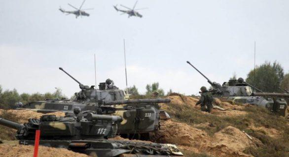 Jocul de-a războiul: Rusia a simulat invadarea Europei şi bombardarea Germaniei