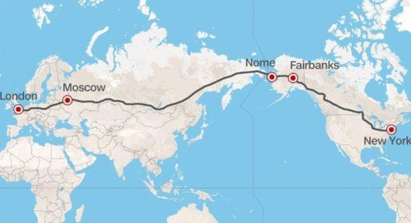 Proiect grandios al unei autostrăzi care să acopere 80% din suprafaţa lumii. O singură ţară stă în spatele acestuia
