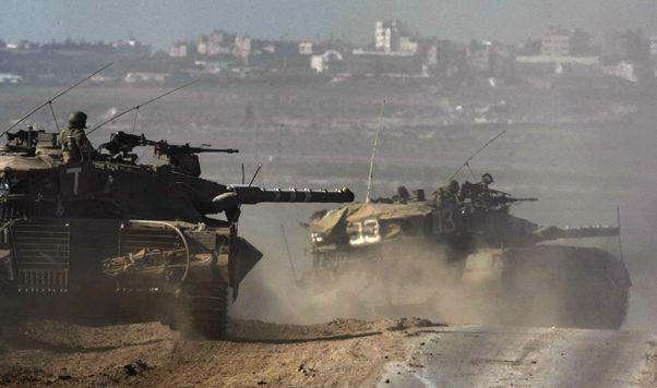 Israelul închide punctele de frontieră cu Fâşia Gaza, în urma rachetelor venite din regiune
