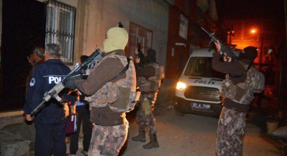 Turcia anunţă reţinerea unui presupus membru ISIS care plănuia atacuri teroriste în Europa