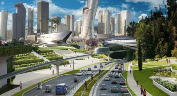 """(VIDEO) Șeful Ford: """"Marile orașe trebuie să fie reconstruite din temelii dacă vrem să fie pregătite pentru mașinile autonome"""""""