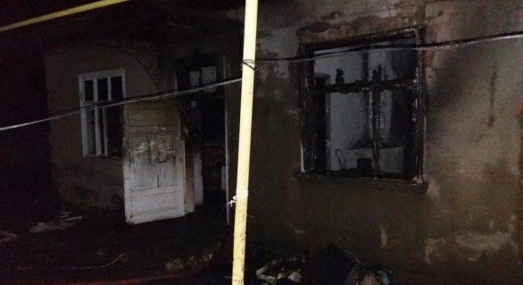 (FOTO) Două adolescente au murit într-un incendiu la Rîșcani