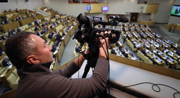 Rusia ia măsuri pentru a-i forța pe jurnaliști să se înregistreze ca agenți străini