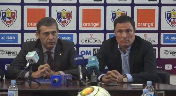 Naționala de fotbal a Moldovei are un nou selecționer; Ce își propune acesta