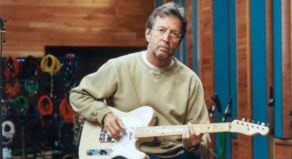 Legendarul muzician Eric Clapton a dezvăluit că începe să surzească