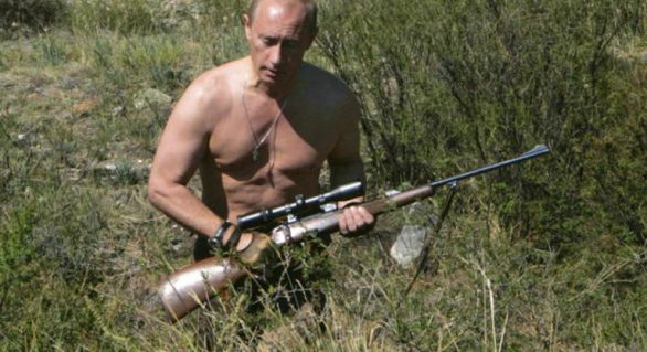 """Ipoteză SF a cinematografiei ruse: """"Sentimentul supranatural"""" al lui Vladimir Putin și """"gena de aur"""" a acestuia"""