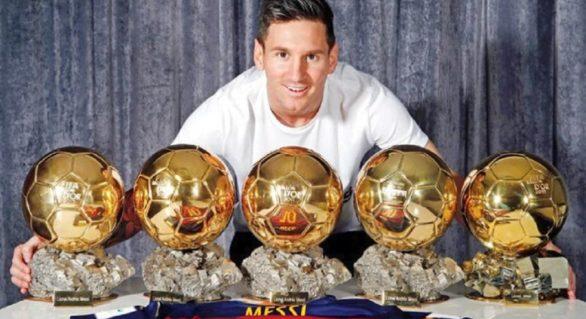 În schimbul a ce ar renunța Messi la toate cele cinci Baloane de Aur ale sale