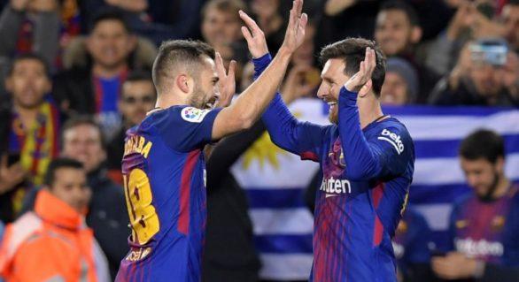 (VIDEO) Cu Messi în mare formă, Barcelona a făcut spectacol cu Celta în Cupa Spaniei