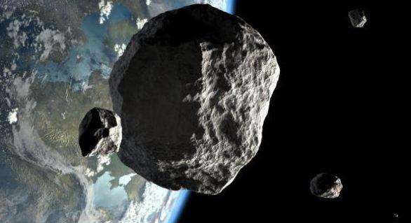 Un asteroid periculos se apropie de Terra la începutul lui februarie; Ce s-ar întâmpla dacă lovește planeta