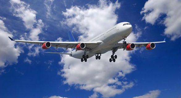 Un avion de pe cursa Chişinău-Verona, întors din zbor