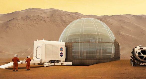 NASA a testat sistemul de energie nucleară ce va ajuta astronauții în timpul misiunii pe Marte