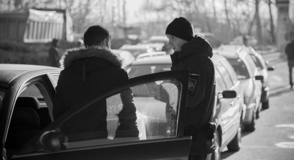 Tot mai mulţi şoferi apelează la falsificarea documentelor, atunci când decid să traverseze graniţa şi nu au timp pentru a le perfecta legal