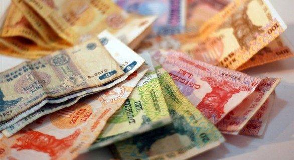 Cererea de valută străină mai mică decât oferta, în luna decembrie; Leul moldovenesc a crescut în raport cu dolarul