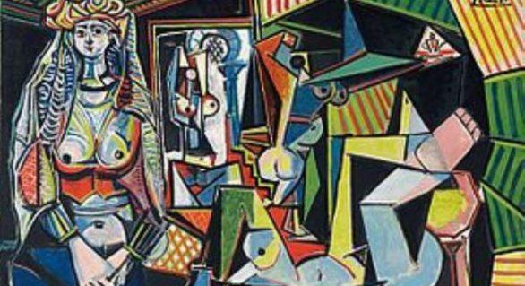 Un tablou de Picasso a fost scos la licitaţie: Suma imensă la care a fost evaluat