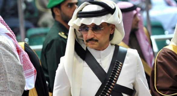 Cel mai bogat șeic din Arabia Saudită a fost aruncat în închisoare