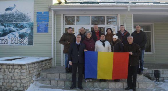(DOC) Numărul localităților din Republica Moldova care au semnat Unirea cu România, în creștere