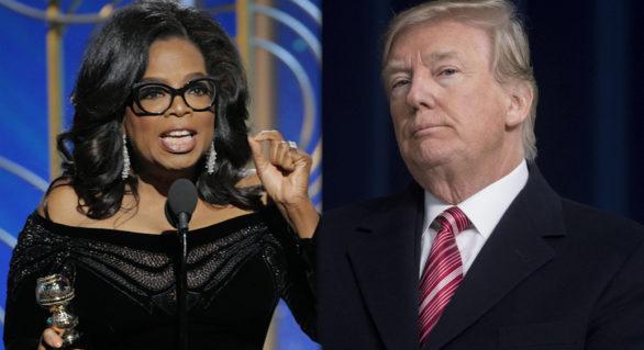 """Donald Trump o critică pe Oprah Winfrey pentru prestația ei din emisiunea """"60 Minutes"""""""
