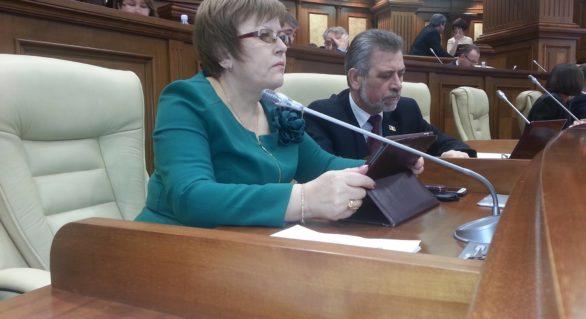 """(DOC) Deputata Maria Ciobanu, amenințată cu moartea! """"Dacă mai deschizi gura în Parlament, va fi pentru ultima dată"""""""