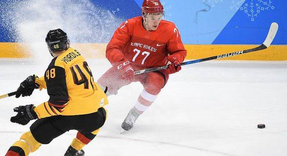 Echipa olimpică de hochei a Rusiei a luat aurul de la PyeongChang, o premieră după 26 de ani