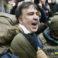 """Mihail Saakașvili, """"răpit"""" de forțele de speciale ucrainene în timp ce lua masa la un restaurant"""