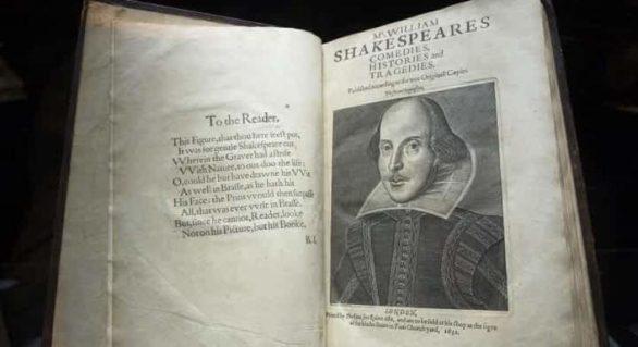 Un soft anti-plagiat a descoperit de unde s-a inspirat Shakespeare pentru a-şi scrie operele
