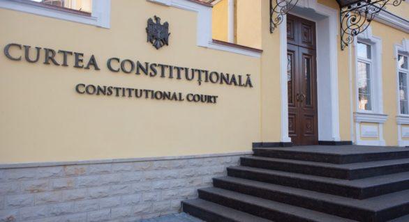 CSM anunţă concurs: În 15 zile vom afla cine îi va lua locul lui Tudor Panţîru la Curtea Constituţională