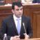 Moțiunea pe numele lui Chiril Gaburici va fi examinată la ședința de mâine a Parlamentului