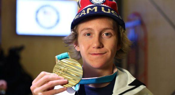 Cel mai tânăr campion olimpic la snowboard, cât pe ce să rateze competiția, după ce s-a culcat prea târziu cu o seară înainte